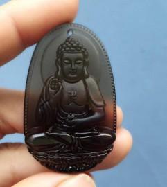 Mặt Phật Bản Mệnh A Di Đà Cho Người Tuổi Tuất -Hợi