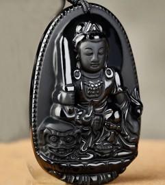 Mặt Phật Bản Mệnh Văn Thù Bồ Tát Cho Người Tuổi Mão